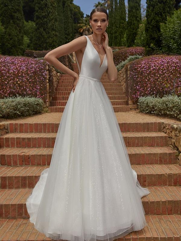 Tulle Bridal Dresses